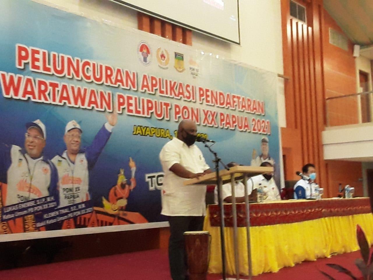 Semua Wartawan Peliputan PON XX 2021 Di Wajibkan Daftar ...